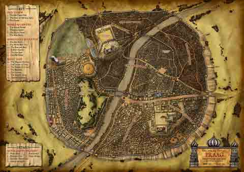 Warhammer maps city of praag gumiabroncs Gallery
