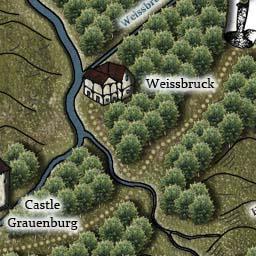 Super Huge Detailed Map of the Warhammer Old World